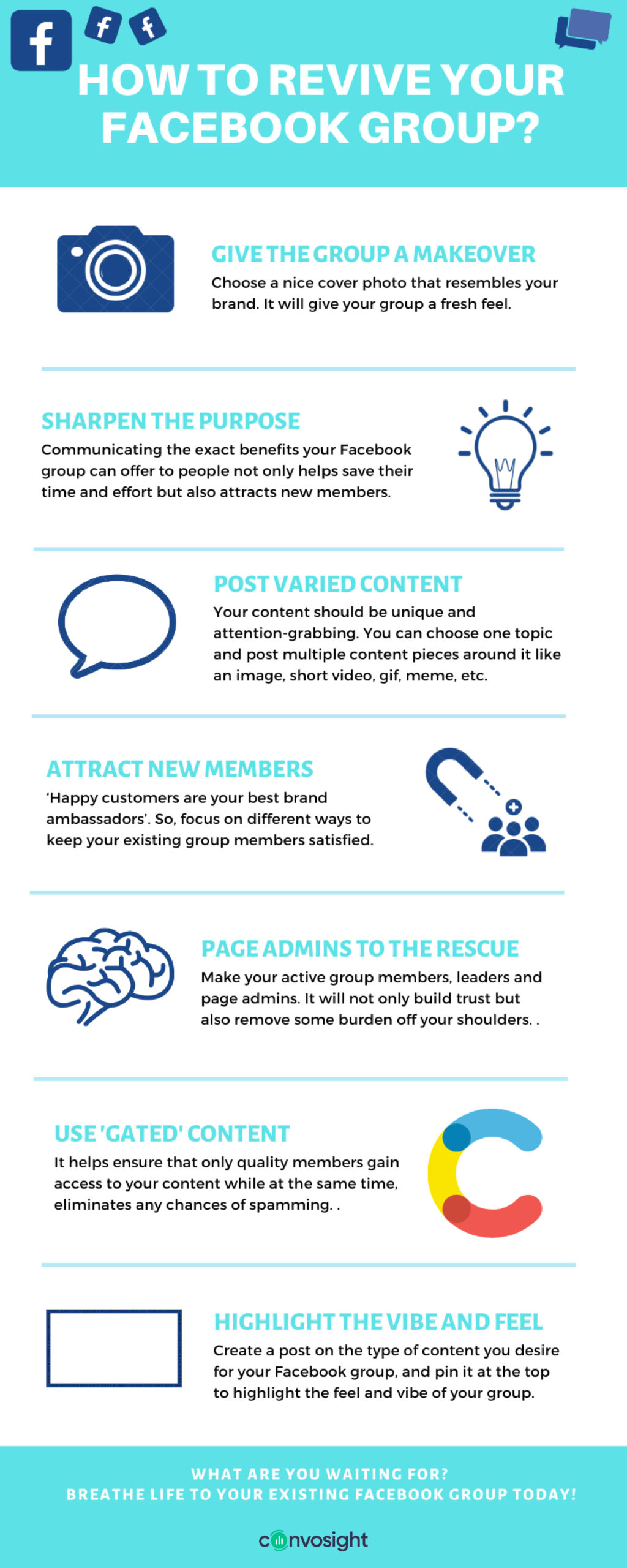 7 Sure Shot Ways To Revive Your Dead Facebook Group