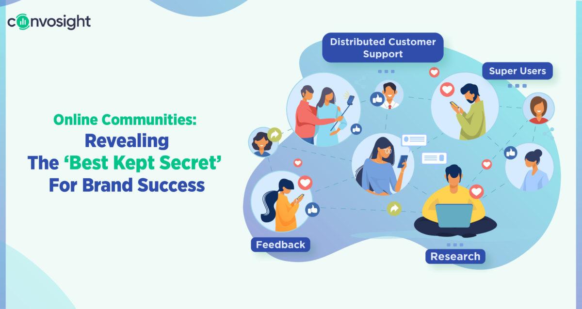 Online Communities: Revealing The 'Best Kept Secret' For Brand Success