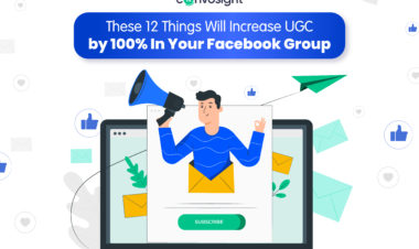 User Generated Content Tips in Facebook Groups
