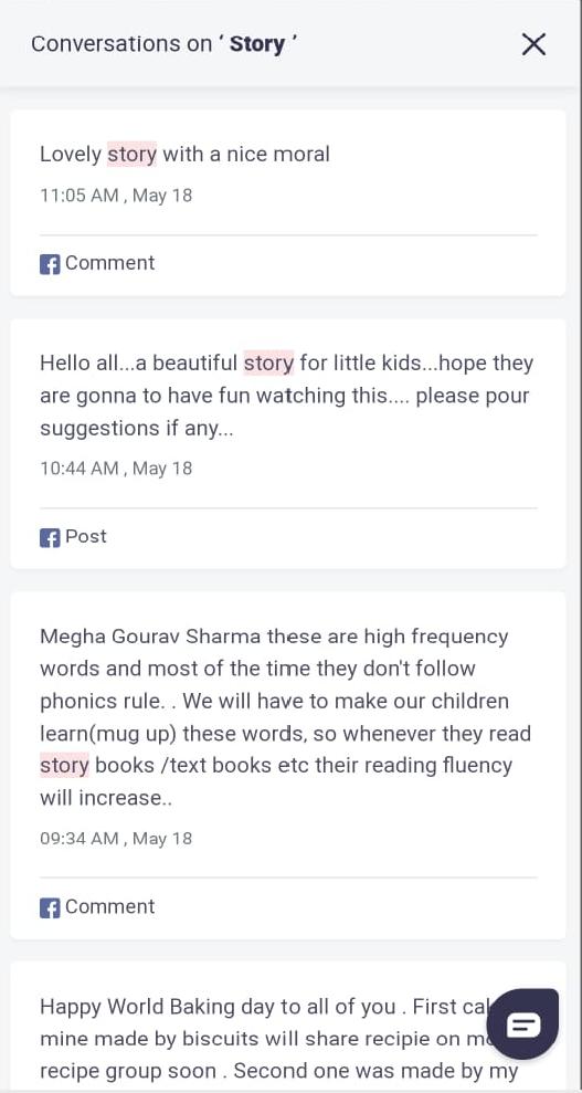 Amazing Unique Content on FB Groups