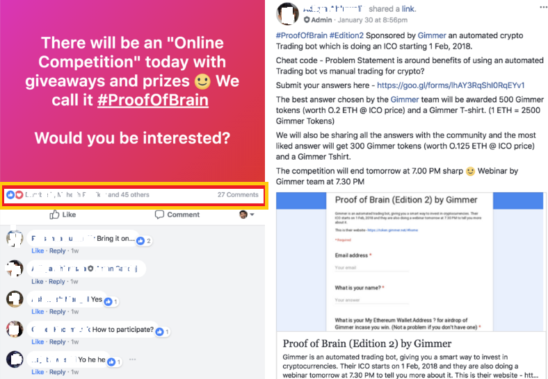 Importance of Including games and offer rewards on FB Group