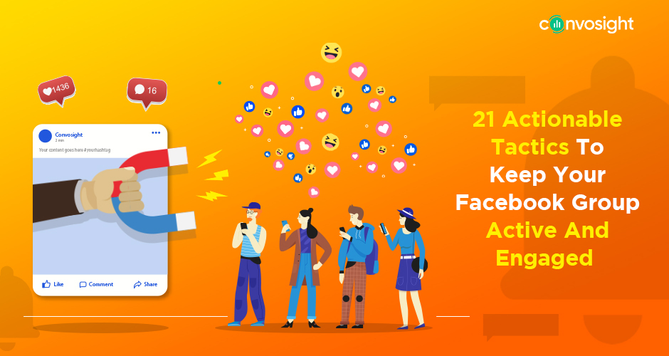engagement strategies for Facebook groups
