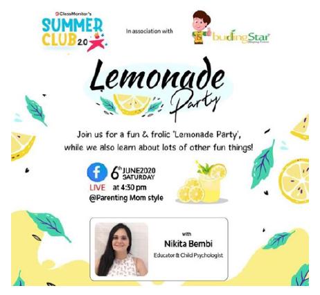 Summer lemonode