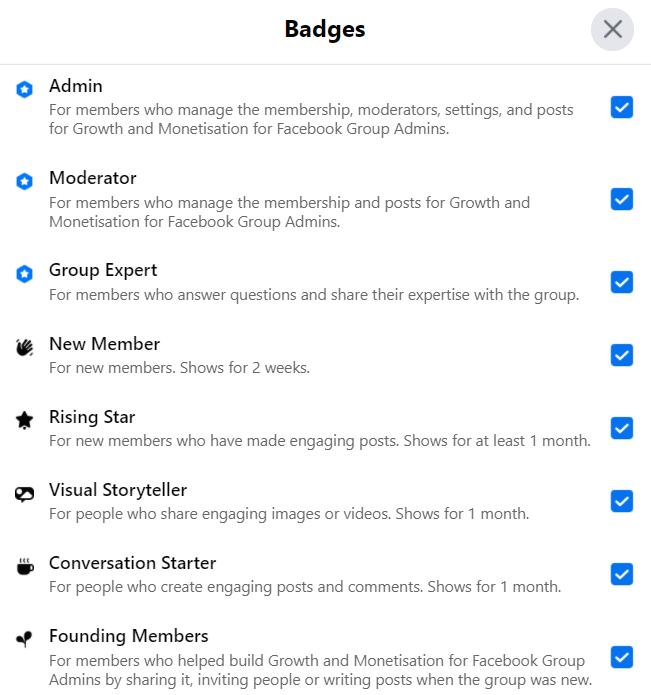 badges engagement article