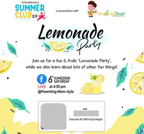 lemonade party 2