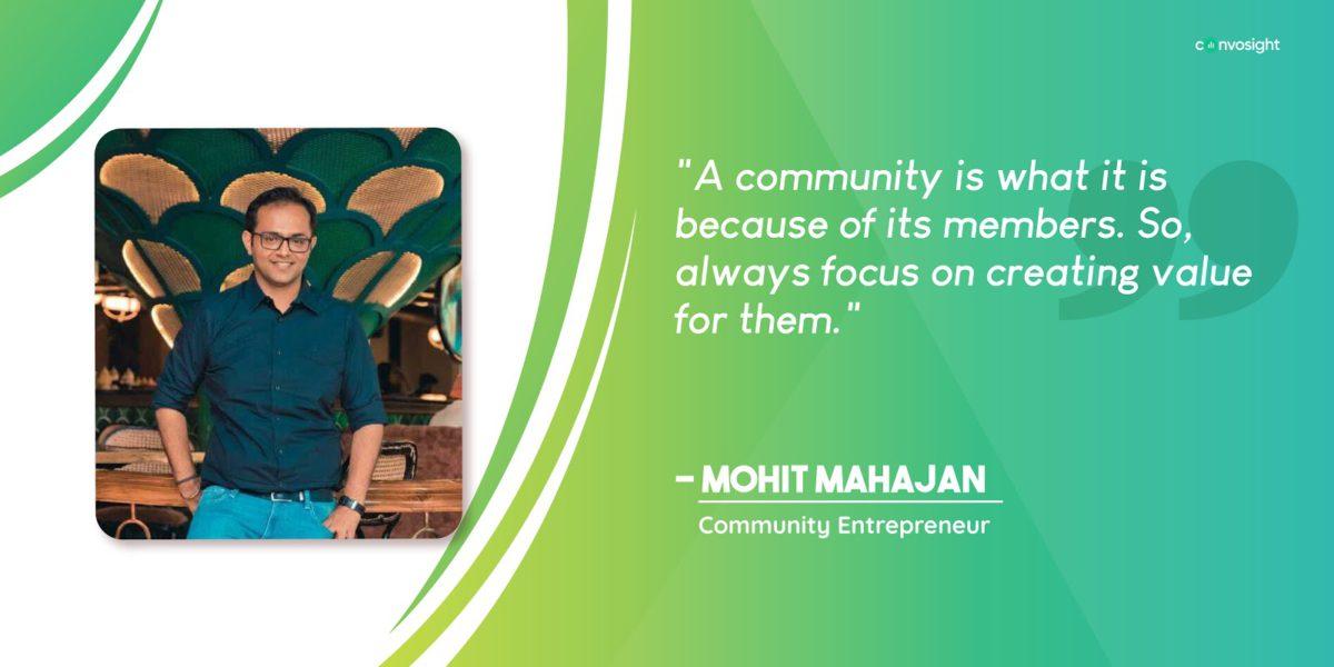 Mohit Mahajan - Success Story
