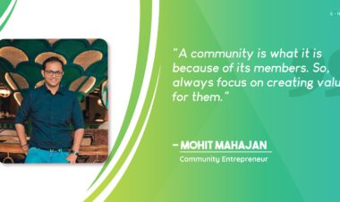 Mohit Mahajan - Success Story