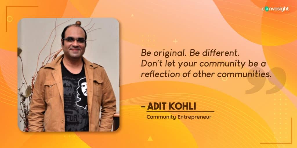 Adit Kohli - Success Story