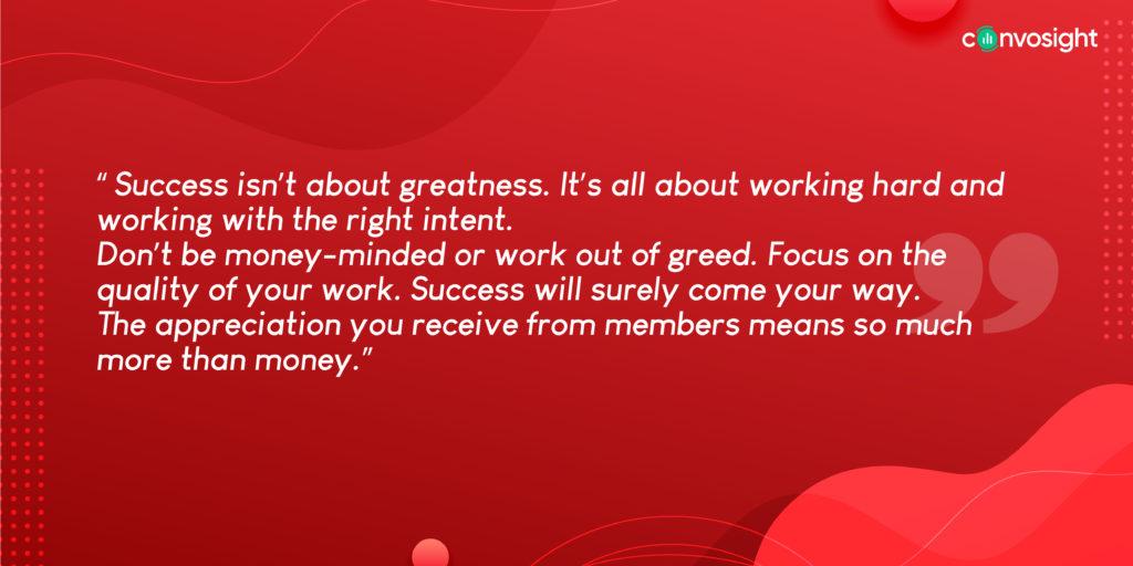 Sheenu goyal-success stories