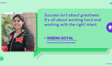 Sheenu Goyal, Facebook group admin, community admin, Facebook group