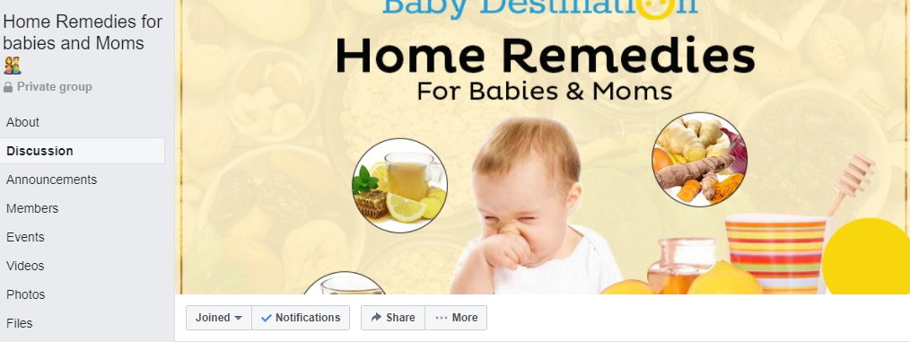 home remedies for babies and moms-new