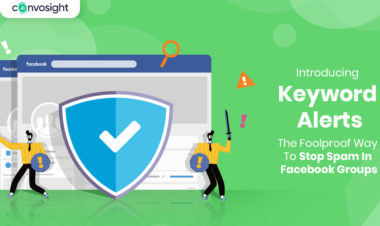 Introducing Keyword Alerts: The Foolproof Way To Stop Spam In Facebook Groups