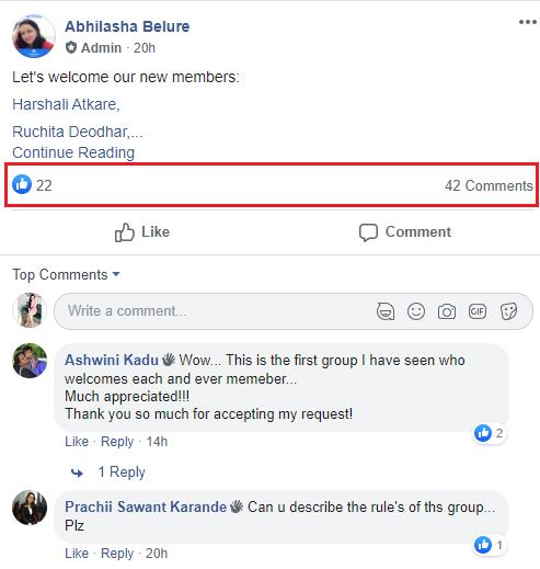 welcome new members abhilasha