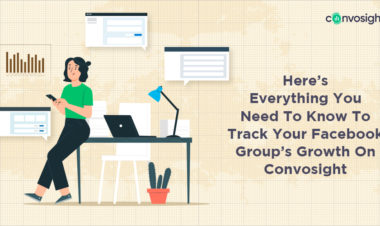 Everything you need to track for your Facebook group growth on Convosight