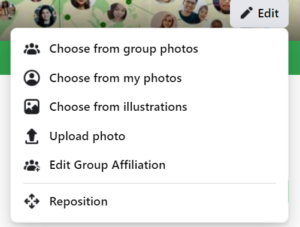 How to Edit Facebook Group Cover Pic