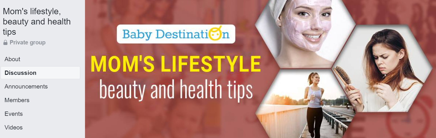 mom's lifestyle, beauty, and health tips