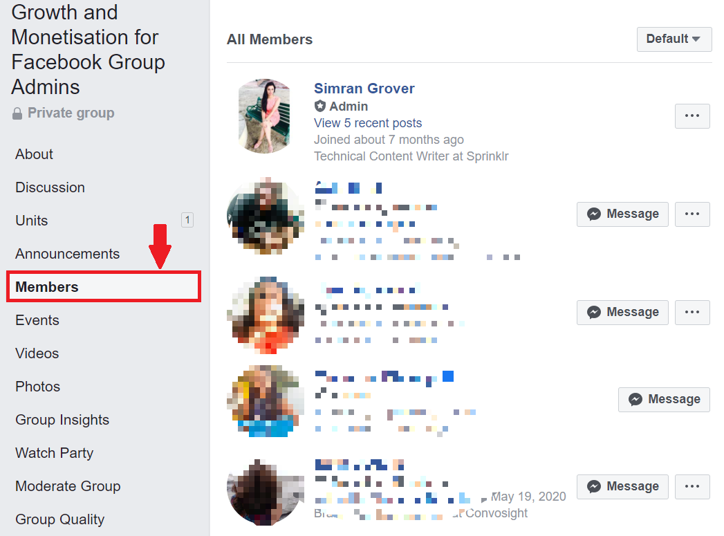 How to add Moderator to Facebook Group
