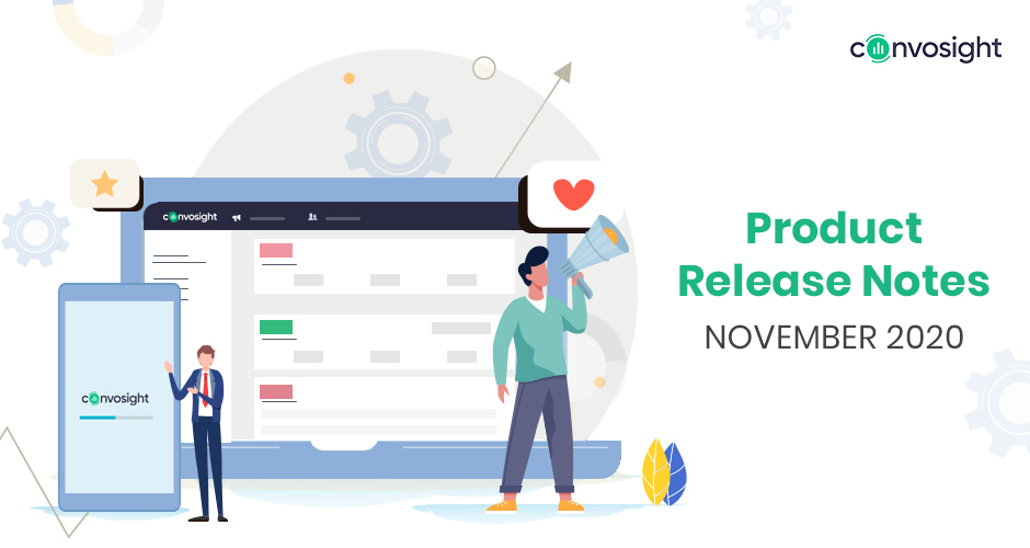 product release November 2020