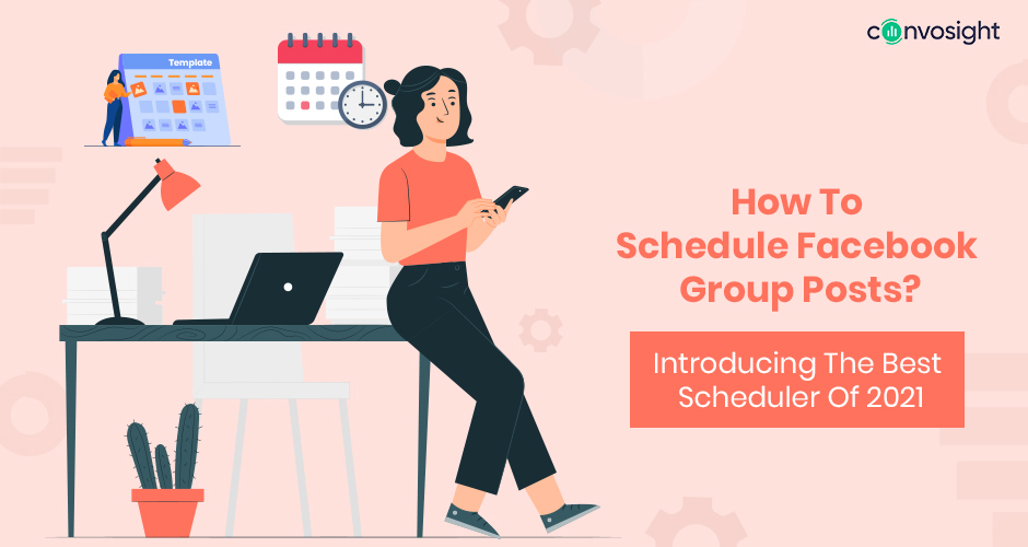 How To Schedule Posts On Facebook Group with Convosight