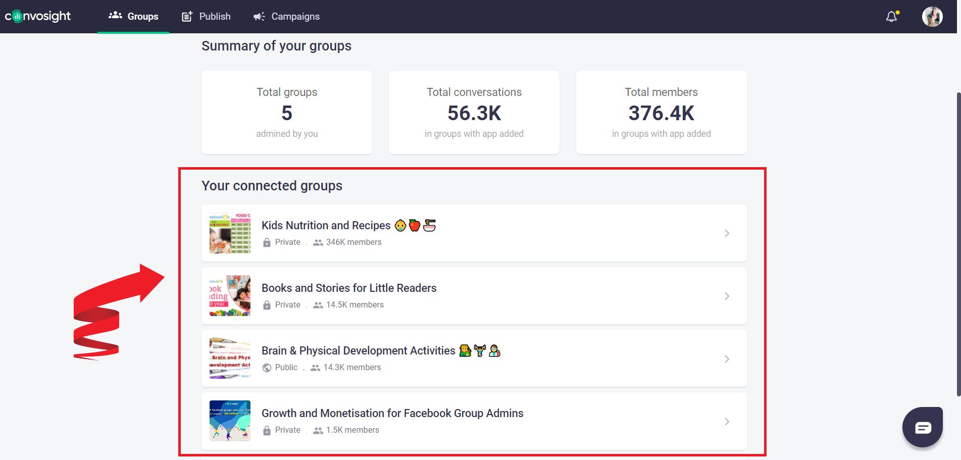 schedule Facebook group posts by post scheduler