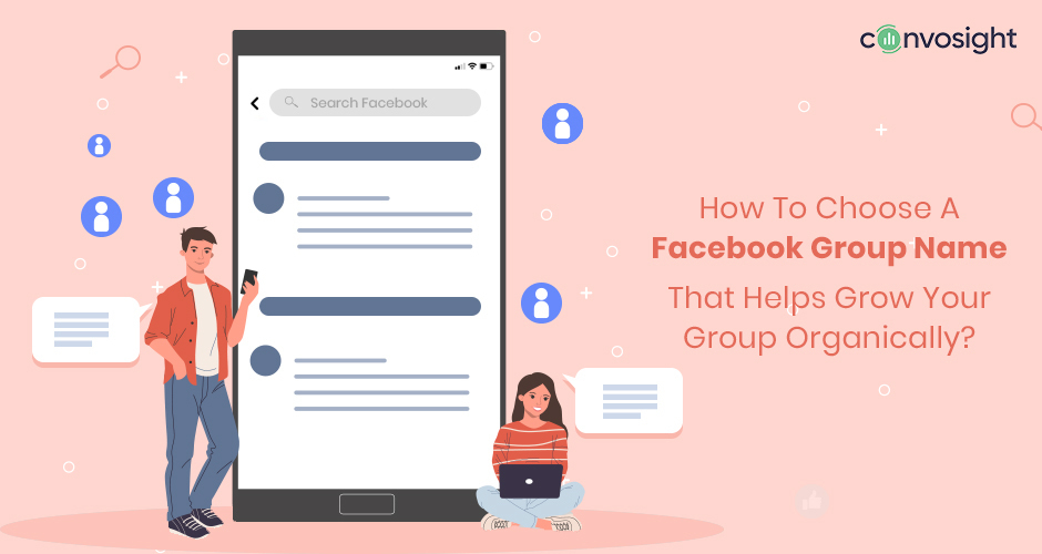 how to find fb group name