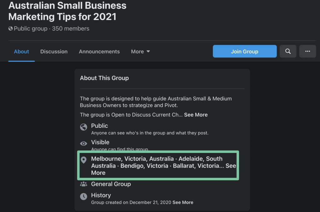 facebook-group-digital-marketing-australia