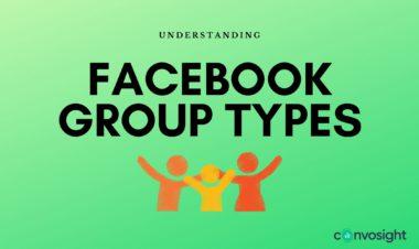 Facebook Group Types Blog Header