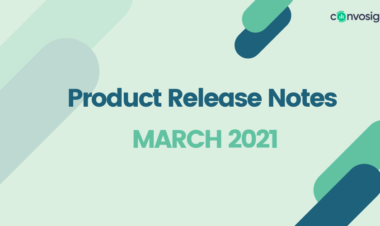 What's new on Convosight for March 2021