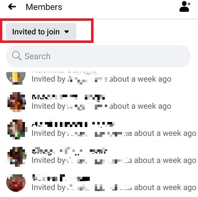 invited to join