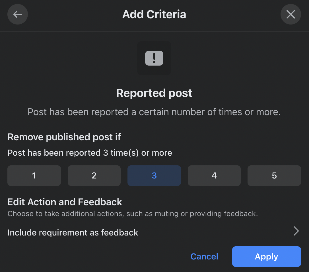Remove Published Post