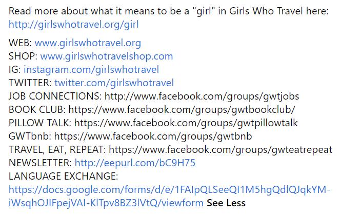 girls who travel group description 2