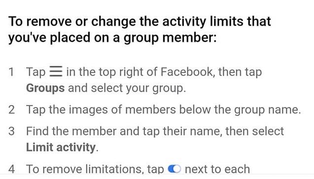 limit activity 2