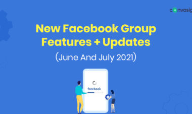Facebook group features and latest updates - June and July 2021