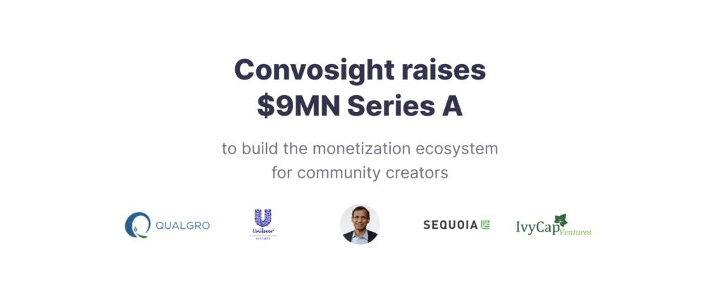 Convosight raises $9MN Funding