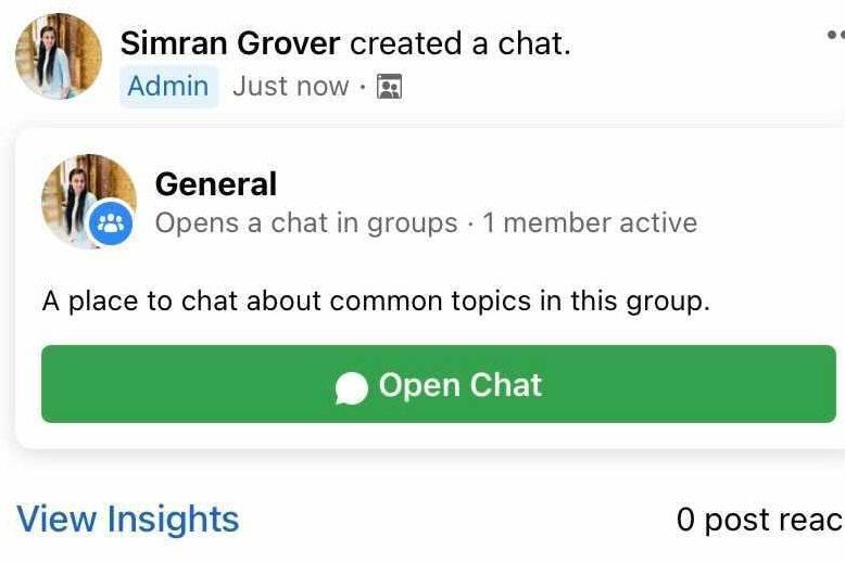 New Facebook Group Features and Updates
